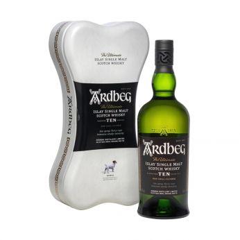 Ardbeg Ten 10y Ardbone Islay Single Malt Scotch Whisky 70cl