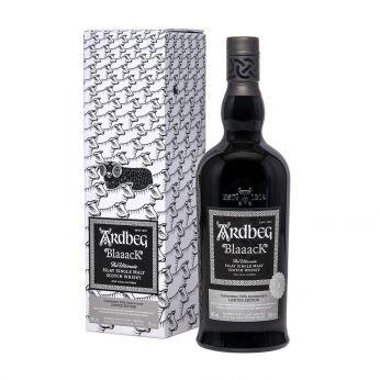 Ardbeg Blaaack Limited Edition 2020 Islay Single Malt Scotch Whisky 70cl