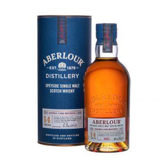 Aberlour 14y Double Cask Single Malt Scotch Whisky 70cl