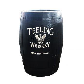 FoG-2G Teeling Fass Schwarz Branded Barrel Black