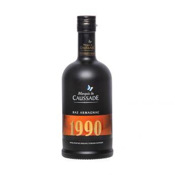 Marquis de Caussade 1990 Vintage Armagnac 70cl