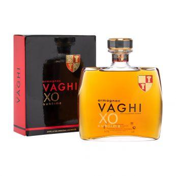 Vaghi XO Sublime Bas Armagnac 70cl