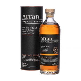 Arran Port Cask Finish Single Malt Scotch Whisky 70cl