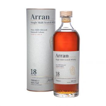 Arran 18y Single Malt Scotch Whisky 70cl
