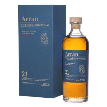 Arran 21y Single Malt Scotch Whisky 70cl