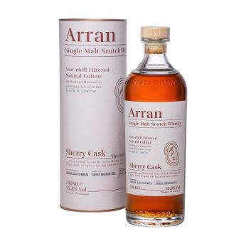 Arran Sherry Cask The Bodega Single Malt Scotch Whisky 70cl