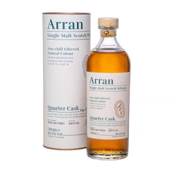 Arran Quarter Cask The Bothy Single Malt Scotch Whisky 70cl
