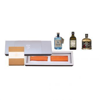 Balik & Glen Fahrn Discovery Fillets & Gin Set 1