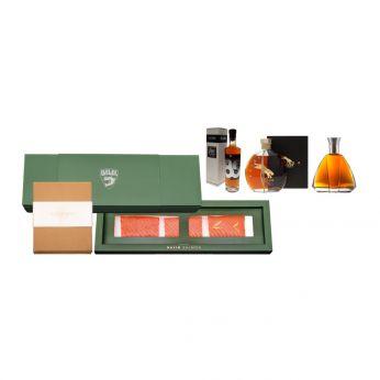 Balik & Glen Fahrn Discovery Sjomga & Cognac Set Prestige 2