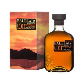 Balblair 2000 2nd Release bot.2018 70cl