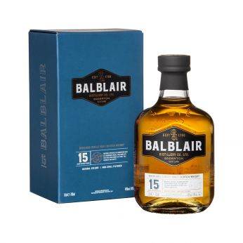 Balblair 15y 70cl