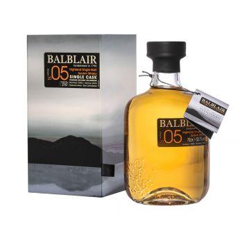 Balblair 2005 15y Cask#210 Glen Fahrn 15th Anniversary Bottling Single Malt Scotch Whisky 70cl