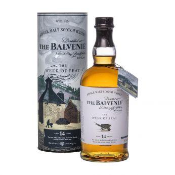 Balvenie 14y The Week of Peat Single Malt Scotch Whisky 70cl