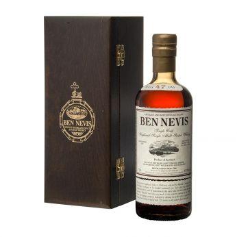 Ben Nevis 1966 47y Cask#3640 bottled for Alambic Classique 70cl