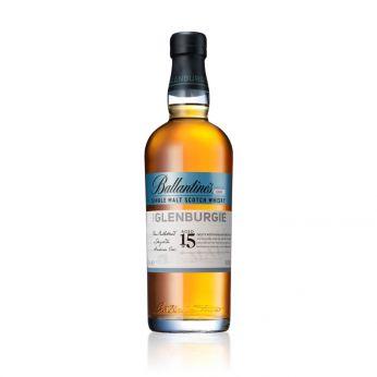 Glenburgie 15y Ballantine's Series Single Malt Scotch Whisky 70cl