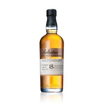 Miltonduff 15y Ballantine's Series Single Malt Scotch Whisky 70cl