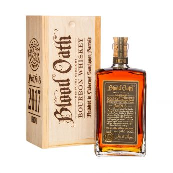 Blood Oath Pact No.3 Limited Edition 2017 75cl