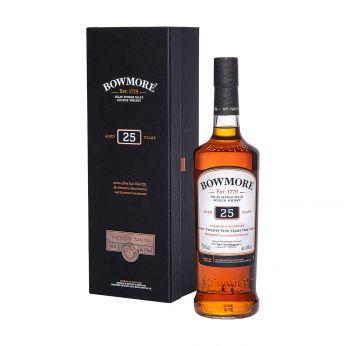 Bowmore 25y Islay Single Malt Scotch Whisky 70cl