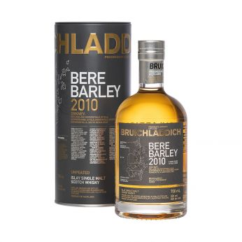 Bruichladdich Bere Barley 2010 Islay Single Malt Scotch Whisky 70cl