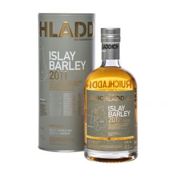 Bruichladdich Islay Barley 2011 Coull, Rockside, Island, Mulindry, Starchmill, Cruach Farms 70cl
