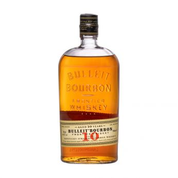 Bulleit Bourbon 10y Kentucky Straight Bourbon Whiskey 70cl