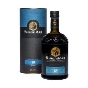 Bunnahabhain 18y Islay Single Malt Scotch Whisky 70cl