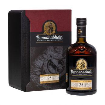 Bunnahabhain 25y Islay Single Malt Scotch Whisky 70cl