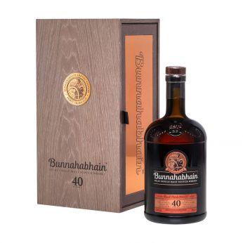 Bunnahabhain 40y Islay Single Malt Scotch Whisky 70cl