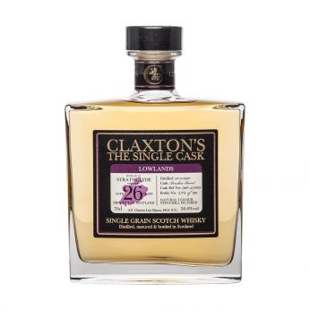 Strathclyde 1992 26y Cask#1967-457909 Claxton's 70cl