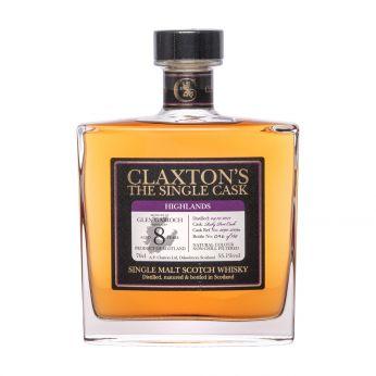 Glen Garioch 2011 8y Cask#2090-2709B Claxton's Single Malt Scotch Whisky 70cl