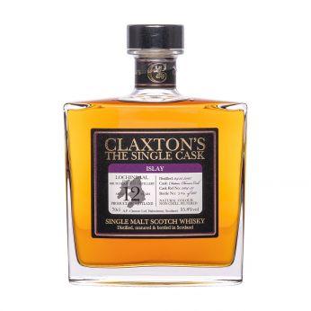 Bruichladdich Lochindaal 2007 12y Cask#2104-23 Claxton's Single Malt Scotch Whisky 70cl