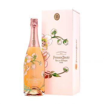 Perrier-Jouet Belle Epoque Rose 2012 Brut Champagne AOC Geschenkpackung 75cl
