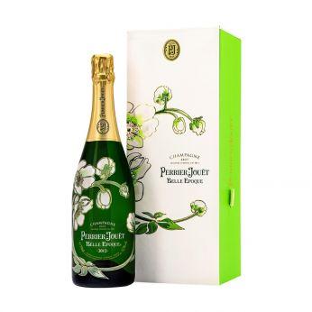 Perrier-Jouet Belle Epoque 2012 Brut Champagne AOC Geschenkpackung 75cl