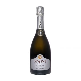 Pisoni Nature Dossagio Zero Millesimato 2017 Trento DOC 75cl