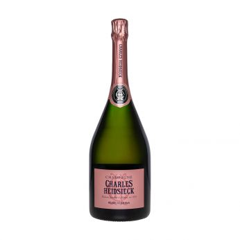 Charles Heidsieck Rose Reserve Magnum Champagne AOC 150cl