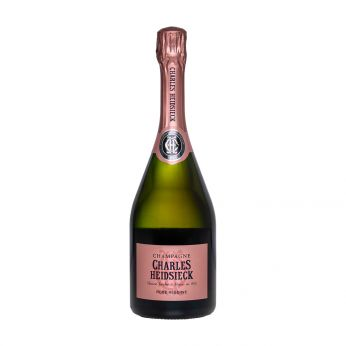 Charles Heidsieck Rose Reserve Champagne AOC 75cl