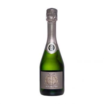 Charles Heidsieck Blanc de Blancs Demi Champagne AOC 37.5cl