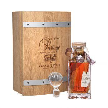 Abecassis Leyrat Partage Dekanter #32 Cognac Fins Bois 70cl