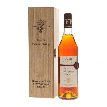 Vallein-Tercinier Lot 66 Brut de Fut Cognac Petite Champagne 70cl