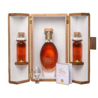 Abecassis Leyrat Passion Bottle No.001 Hors d'Age Prestige Cognac 50+2x10cl