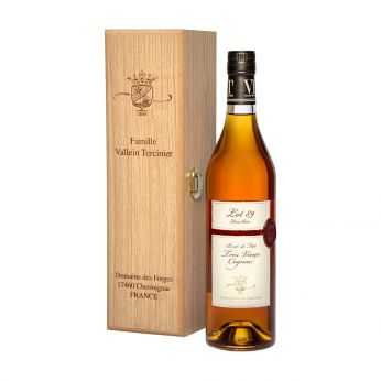 Vallein-Tercinier Lot 89 Cask#36 Brut de Fut Tres Vieux Cognac Fins Bois 70cl