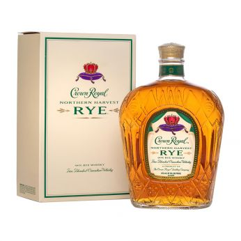 Crown Royal Northern Harvest Rye Blended Canadian Whisky 100cl