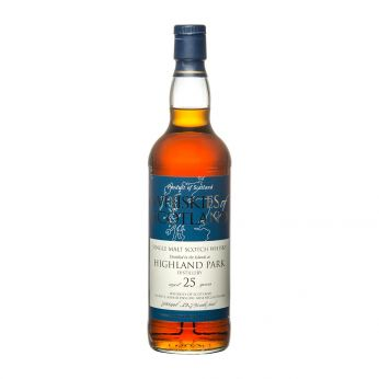 Highland Park 25y Whiskies of Scotland 70cl
