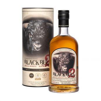 Black Bull Special Reserve Batch#2 Blended Scotch Whisky 70cl