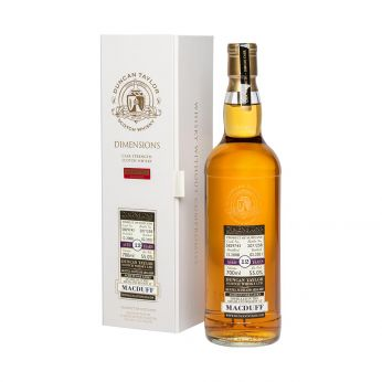 Macduff 2008 12y Cask#5829743 Sherry Dimensions Collection Duncan Taylor 70cl