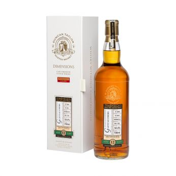 Glentauchers 2008 12y Cask#859006741 Sherry Dimensions Collection Duncan Taylor 70cl