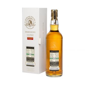Glenallachie 2008 12y Cask#309007931 Sherry Dimensions Collection Duncan Taylor 70cl