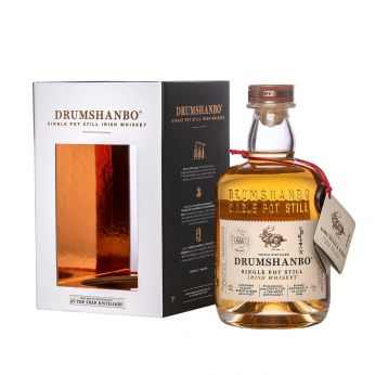 Drumshanbo Single Pot Still Irish Whiskey 70cl