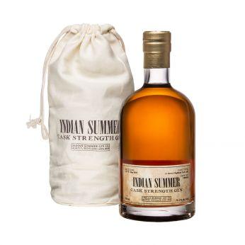 Indian Summer Cask Strength Gin Ex-Sherry Highland Park Whisky Cask#G802059 70cl