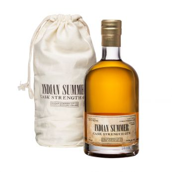 Indian Summer Cask Strength Gin Ex-Sherry Glentauchers Whisky Cask#G802047 70cl